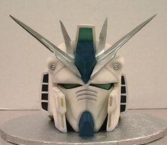 Behold, An Edible Gundam