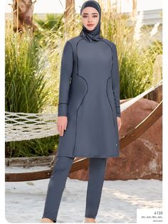 c97e4ff477a Full Cover Lycra Burkini Swimsuit 14130 is one of the most stylish set of  2019 spring