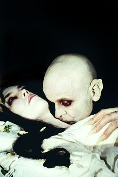 """vintagegal:  """"The absence of love is the most abject pain.""""  Nosferatu The Vampyre (1979)"""