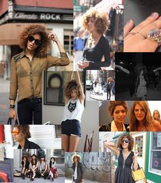 Christina Caradona..major blog crush here..love her style