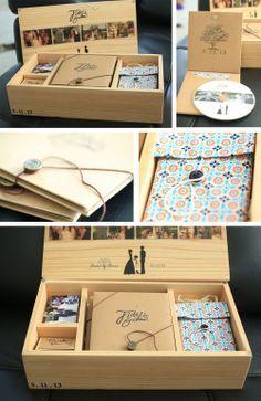 Fidelis Films box packaging PD