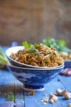 Two Minute Noodle Salad - it's a keeper! - My Easy Cooking Noodle Recipes, Pasta Recipes, Easy Cooking, Cooking Recipes, Noodle Salad, Weight Watchers Meals, Noodles, Nutrition, Dinner