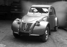 Citroën 2CV! #mehappymehappyebs #mehappymehappy