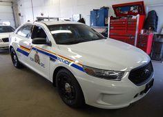 RCMP/GRC Ford Taurus