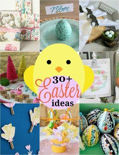 30+ Easter Craft and