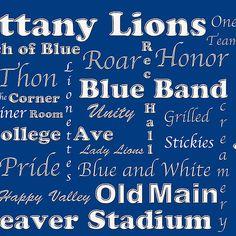 Penn State Memories