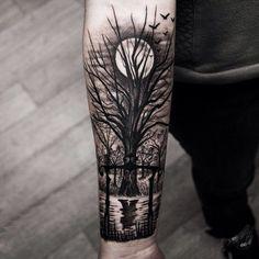 tree forearm tattoos                                                                                                                                                                                 More