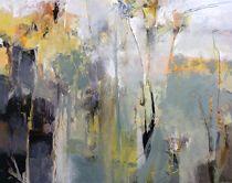 unplantedgarden-500 by Joan Fullerton Acrylic ~ 48 x 60