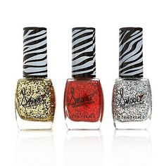 SNOOKI NAILS SET (ALL THAT GLITTERS) By NICOLE POLIZZI by SNOOKI NAILS. $14.99. SNOOKI NAILS SET (ALL THAT GLITTERS) By NICOLE POLIZZI
