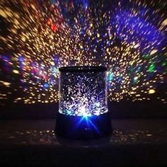 New Colourful Stars Cosmos Laser Projector Decor Gadgets as Gifts for All Ages | eBay