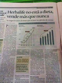Quien dijo dieta? #Herbalife
