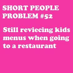Stupid waiters...