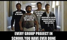 True in high school, and some in undergrad. SO glad my fellow PT grad school friends are not this way!!!