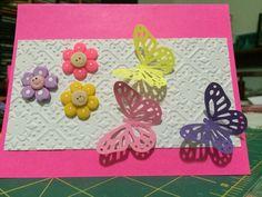 Flores y mariposas 5