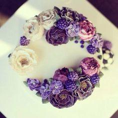 韩式 裱花 蛋糕 |  Ollicake: