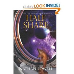 Half Share by Nathan Lowell (Solar Clipper #2)