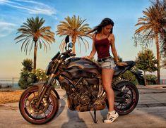 ___________________________  Canon EOS 600D . . . #love #motorcycle #yamaha #mt07 #bike #yamahamt07 #bikergirl #photoshop #amazing #followforfollow #vsco #vscocam #potd #barcelona #f4f #biker #instagood #hjc #bikerchick #top #dainese #insta #bikelife #photography #canon