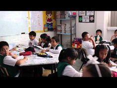 ▶ Un día en la escuela - YouTube
