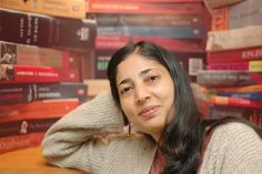 Jabberwock: Lunch with Kiran Desai