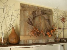Primitive Autumn Splendor... | Craft Ideas