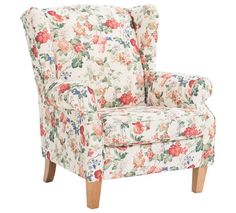 Udoben stilni fotelj počivalnik vabi k branju dobrih knjig. //  The comfortable recliner armchair invites you to read good books. Furniture, Shabby Chic Bedroom, Multicolor, Armchair, Cool Things To Buy, Accent Chairs, Bedroom, Home Decor