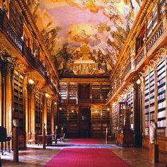 Gorgeous European Libraries - by Christoph Seelbach