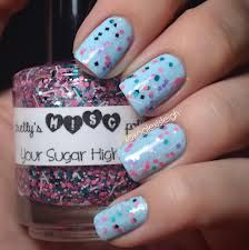 Trelly's MISC Polish, Your Sugar Highness, BN, $5, SOLD