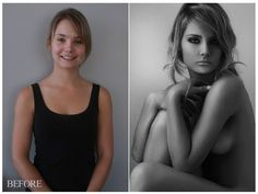 sue bryce before and afters. Sab showed me her work yesterday. She is astounding!