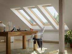 how to turn your small attic into a usable space - Google Search