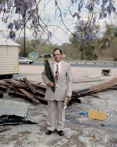 Patrick, Palm Sunday, Baton Rouge, Louisiana 2002