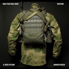 """recce5brav0: """" layoffthepabst: """" some cool shit from Volk Tactical gear. Anyone out there ever use anything from these guys? """" Recce as fuck """""""