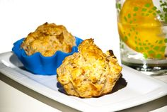 Matmuffins - chezENGH Muffin, Breakfast, Food, Morning Coffee, Muffins, Cupcake, Meals, Morning Breakfast, Cupcakes