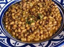 Moroccan Black-Eyed Peas