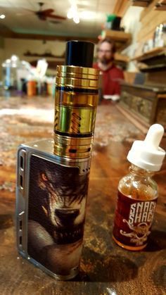 Smoant Charon TC 218... with wolf graphics