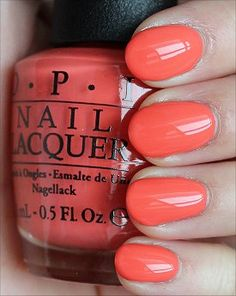 "OPI ""Toucan Do It If You Try"" from the OPI Brazil Collection via ""Swatch And Learn"""