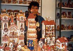 Resultado de imagen para iglesias ceramica