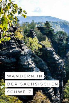 Die schönsten Wanderwege zwischen Bastei und Brand, durch imposante Schluchten und verwunschene Wäldern. Drei Tage in der Sächsischen Schweiz.