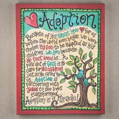 Adoption Canvas