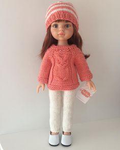 Очаровательная рыжеволосая куколка Кристи испанской фирмы Paola Reina. В наличии, ждет встречи со своей маленькой хозяйкой.  Продается вместе с комплектом одежды. Можно подобрать гардероб на ваш выбор. По вопросам приобретения обращаться в директ.#paolareina #паоларейна#кристи