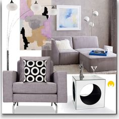 Decorate with pale colors