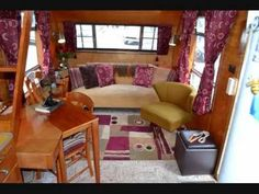 Some before, during, and after photos of my 1953 Spartanette Tandem 131 Trailercoach. An original renovation and my pride and joy.