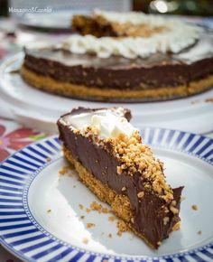 Tarta de chocolate (sin horno)
