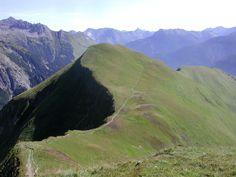 Lechtal - Jöchlspitze  Panoramaweg