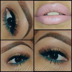 So pretty- makeup