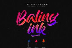 Baling Ink By Maghrib on YouWorkForThem.
