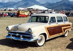 1953 Ford Country Squire