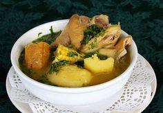 comida tipica panamena | comida tipica panamena sancocho de gallina