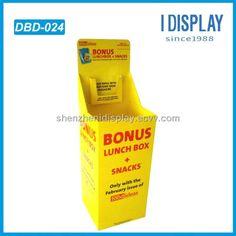 corrugated paper cardboard dump bins for retail (DBD-024) - China cardboard dump bins, I DISPLAY Advertising Services, Lunch Box, Retail, Paper, Chinese, Bento Box, Sleeve, Retail Merchandising