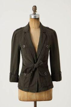 NWOT-Anthropologie-Cartonnier-Nepal-Jacket-MOSS-size-2