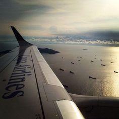 Volando sobre Panamá, Hub de las Américas de #copaairlines